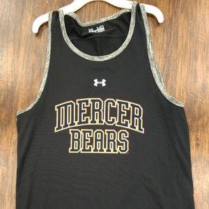 Under tank Mercer Bears